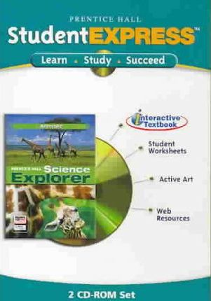 Science Explorer Animals Itext CD ROM 2005