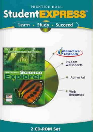 Science Explorer Environmental Science Itext CD ROM 2005