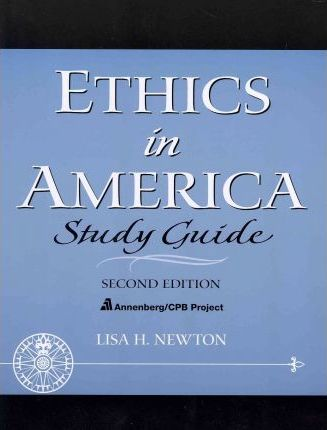 a study of ethics in america