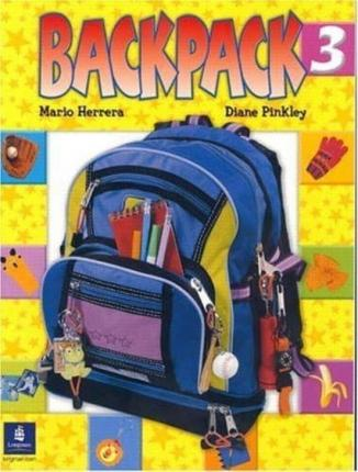 BackPack Student Book 3