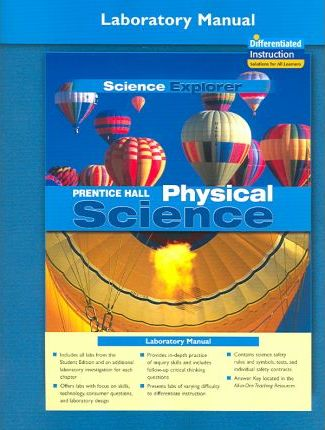Science Explorer Physical Lep Laboratory Manual