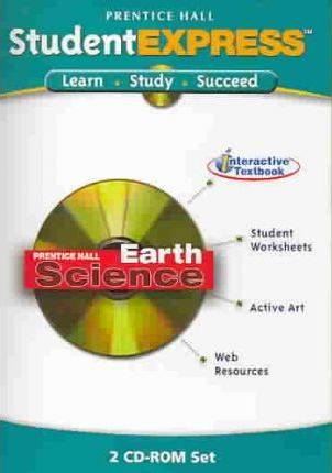 Science Explorer Earth Science Student Express Itext CDROM 2005c