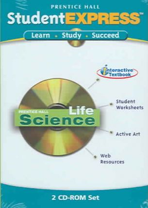 Science Explorer Life Science Student Express Itext CDROM 2005c