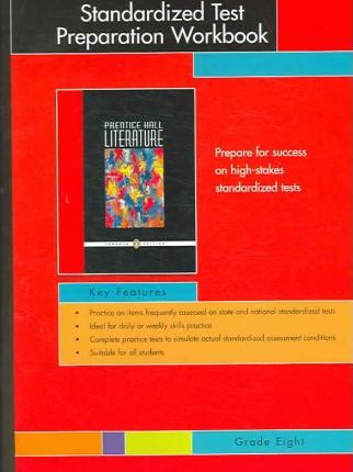 Prentice Hall Literature Penguin Edition Standardized Test Preparation Workbook Grade 08 2007c