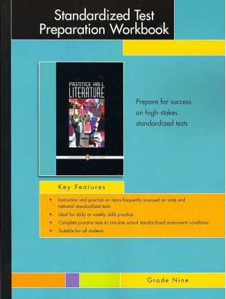 Prentice Hall Literature Penguin Edition Standardized Test Preparation Workbook Grade 09 2007c