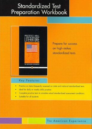 Prentice Hall Literature Penguin Edition Standardized Test Preparation Workbook Grade 11 2007c