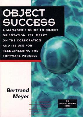 Object Success: Managers Guide O-O Tech