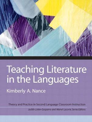 Teaching Literature in the Languages : Kimberly A Nance