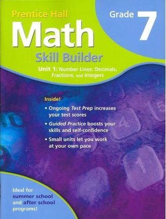 Math Summer School Program Grade 7 Unit 1: Decimals and Fractions 2007c
