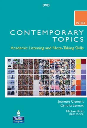 Contemporary Topics Introduction