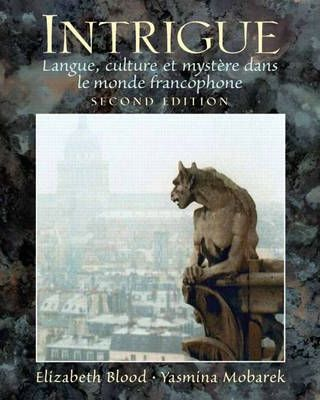 Intrigue : langue, culture et mystere dans le monde francophone