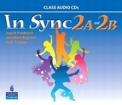 In Sync 2 Class Audio CDs A & B
