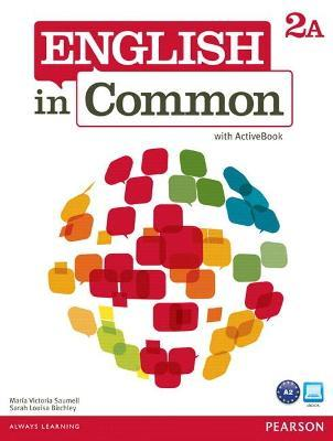 English In Common 2a Split Student Book With Activebook And