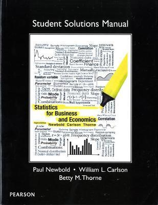College Algebra, Student Solutions Manual, 4th Edition