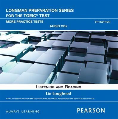 Longman Preparation Series for the TOEIC Test: Listening