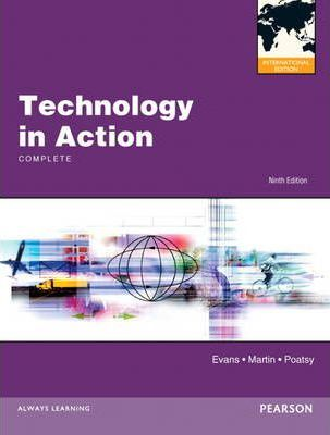 Technology In Action Complete  International Edition