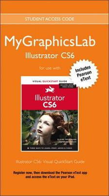 MyGraphicsLab Access Code Card with Pearson eText for Illustrator CS6