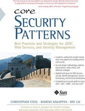 Core Security Patterns: Best Practices and Strategies for J2EE, Web Services, and Identity Management