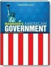 Magruders American Government 2011 Student Edition Grade 11/12