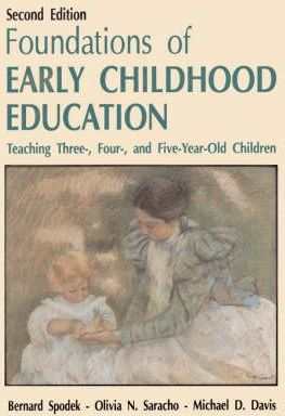 Foundations Of Early Childhood Education Michael D Davis