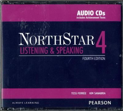 NorthStar Listening and Speaking 4 Classroom Audio CDs
