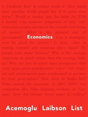 Economics Plus New Mylab Economics with Pearson Etext -- Access Card Package