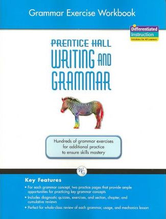 Writing and Grammar Exercise Workbook 2008 Gr7