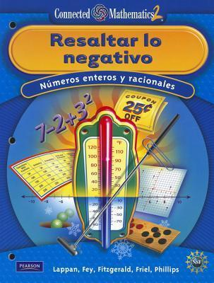 Connected Mathematics Spanish Grade 7 Student Edition Accentuate the Negative