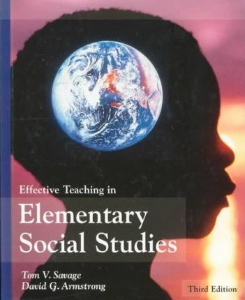 Effective Teaching Elementary Soc Study
