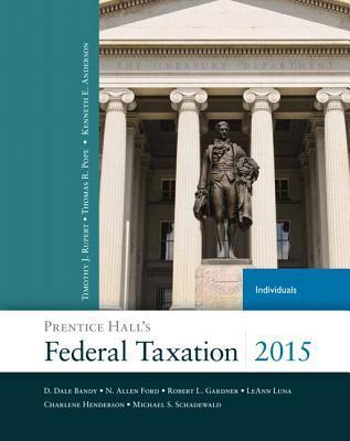 Prentice Hall's Federal Taxation Individuals with Myaccountinglab Access Code