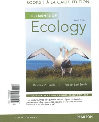 Elements of Ecology, Books a la Carte Plus Mastering Biology with Etext -- Access Card Package