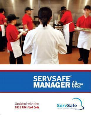ServSafe Manager, Revised with ServSafe Online Exam Voucher