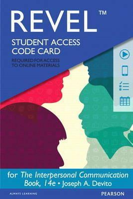 Revel for the Interpersonal Communication Book - Access Card