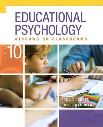 Educational Psychology: Windows on Classrooms, Enhanced Pearson Etext with Loose-Leaf Version -- Access Card Package