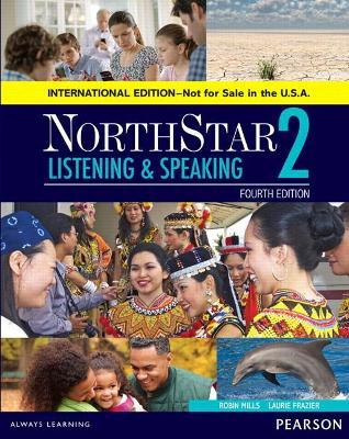 NorthStar Listening and Speaking 2 SB, International Edition