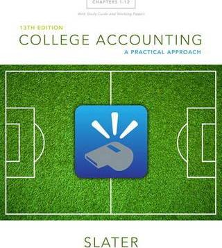College Accounting Chapters 1-12 with Study Guide and Working Papers Plus MyAccountingLab with Pearson eText -- Access Card Package