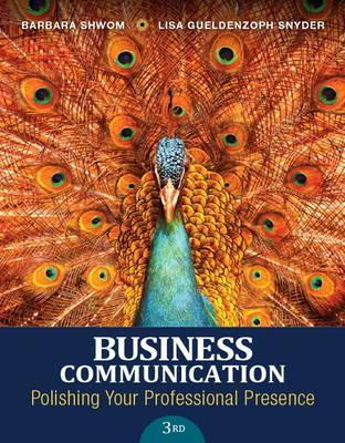 Business Communication  Polishing Your Professional Presence Plus MyBCommLab with Pearson eText -- Access Card Package