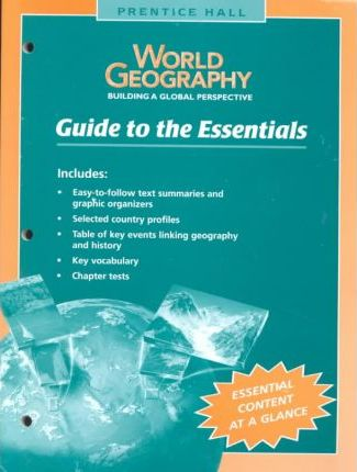 Guide to the Essentials of World Geography