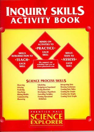 Sci Explorer Inquiry Skills Activity Bk 2000c