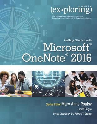 Exploring Getting Started with Microsoft OneNote 2016