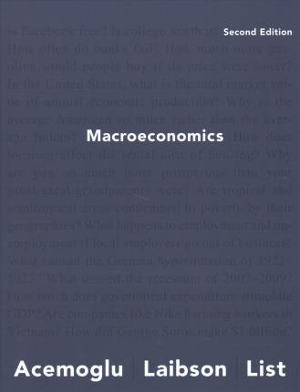 Macroeconomics Plus Mylab Economics with Pearson Etext -- Access Card Package