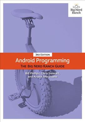 Android Programming : The Big Nerd Ranch Guide