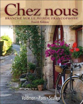 Video on DVD for Chez nous