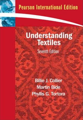 understanding textiles 7th edition