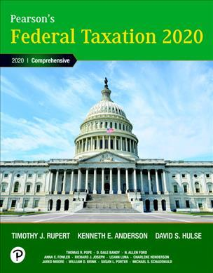 Mylab Accounting with Pearson Etext -- Access Card -- For Pearson's Federal Taxation 2020 Corporations, Partnerships, Estates & Trusts