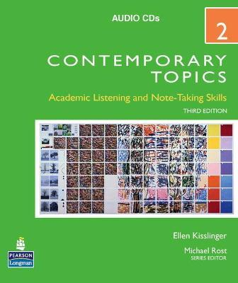 Contemporary Topics 2 Audio CDs