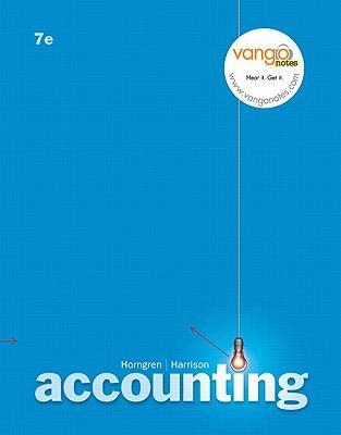 Accounting Value Pack (Includes Study Guide Chapters 1-13 & CD & Study Guide Chapters 12-25 & CD)