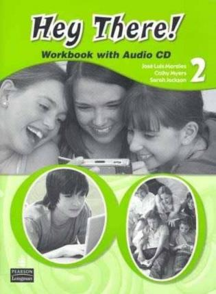 Hey There! 2 WB w/AudioCD