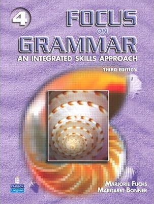 Focus on Grammar 4 Student Book with Audio CD and Online Workbook