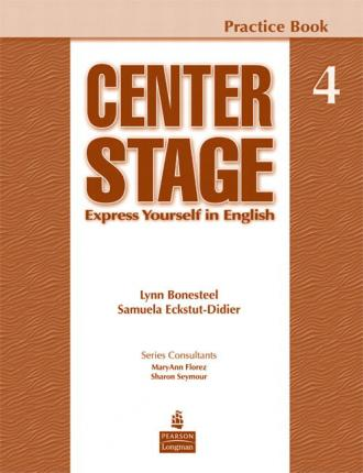 Center Stage: Practice Book Level 4